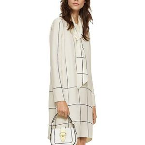 Tory Burch Checkered Dress
